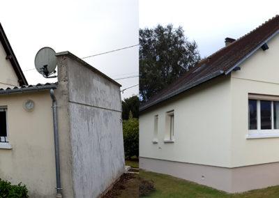 Ravalement de façade